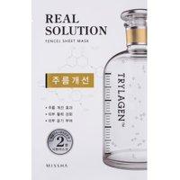 Missha Real Solution Tencel Sheet Mask Wrinkle Caring Trylagen