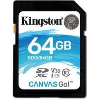 Canvas Go! - carte mémoire flash - 64 Go - SDXC UHS-I