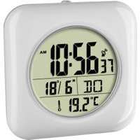 TFA Dostmann radio controlled bathroom clock (60.4513.02)