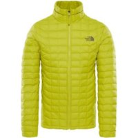 The North Face Thermoball Full Zip Jacket citronelle green matte