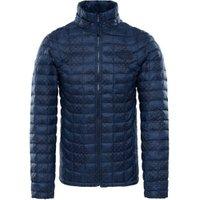 The North Face Thermoball Full Zip Jacket urban navy/bandana print