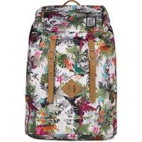 The Pack Society Premium Backpack Cool Prints multicolor jungle allover