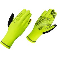 GripGrap Insulator Hi-Vis Gloves fluo yellow