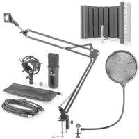 Auna MIC-900B USB V5 Microphone-Set