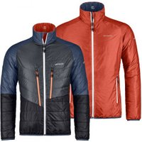 ORTOVOX Swisswool Piz Boval Jacket M crazy orange blend