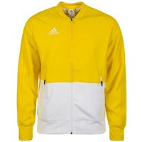 Adidas Condivo 18 Presentation Jacket yellow/white