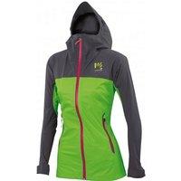 KARPOS Vetta Evo Jacket Women apple green/dark grey