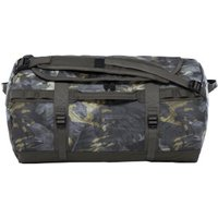 The North Face Base Camp Duffel S english green/tropical camo