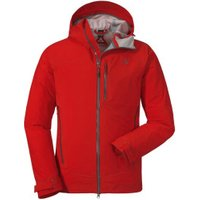 Schöffel 3L Jacket Calgary1 fiery red