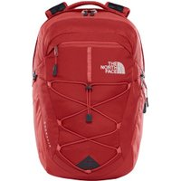 The North Face Women's Borealis sunbaked/red bossa nova red
