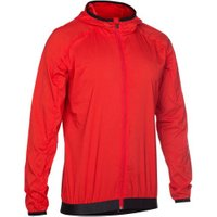 ion Windbreaker Jacket Shelter red