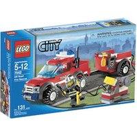 LEGO City Off-Road Fire Rescue (7942)