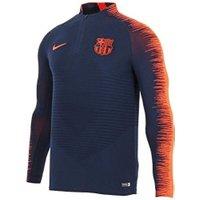 Nike FC Barcelona VaporKnit Strike Drill Training Top obsidian/hyper crimson