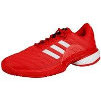 Adidas Barricade 2018 Boost scarlet/footwear white/scarlet