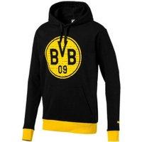 Puma BVB Hoodie BVB Logo 2018 puma black