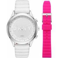DKNY Minute Rockaway silver