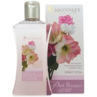 Bronnley Pink Bouquet Cleansing Body Wash (250ml)