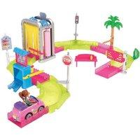 Mattel Barbie On The Go - Car Wash Gift Set