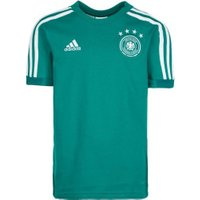 Adidas Germany T-Shirt Youth WC 2018 eqt green/real teal/white