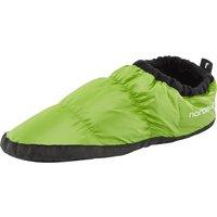 Nordisk Mos Down Shoe peridot green