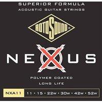 Rotosound Nexus Acoustic Set NXA11