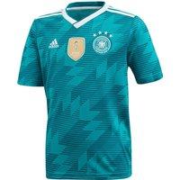 Adidas Germany Away Shirt Youth 2018