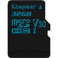 Kingston Canvas Go! microSDHC 32GB (SDCG2/32GBSP)
