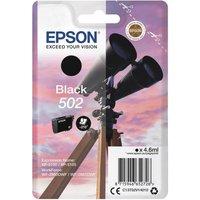 Epson 502 black (C13T02V14010)