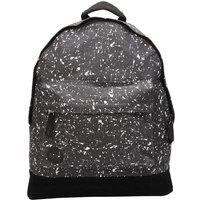 Mi-Pac Premium Backpack splattered black/white (740314)