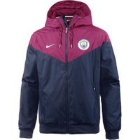 Nike Manchester City Authentic Windrunner Jacket midnight navy/true berry/white
