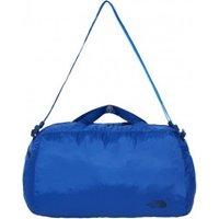 The North Face Flyweight Duffel Bag brit blue/urban navy
