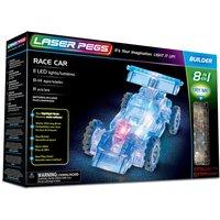Laser Pegs Race Car 8 in 1