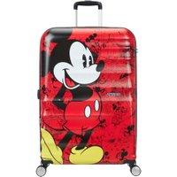 American Tourister Wavebreaker Spinner 77 cm mickey comics red