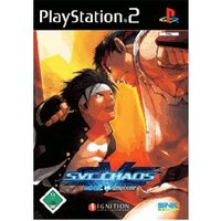 SNK vs Capcom - SVC Chaos (PS2)