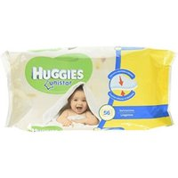 Huggies Natural Care Baby Wipes (56 pcs)