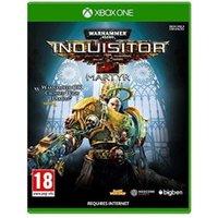 Warhammer 40,000: Inquisitor - Martyr (Xbox One)