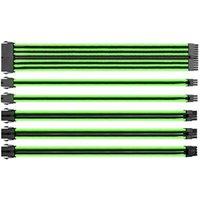 Thermaltake TtMod Sleeve Cable Green/Black