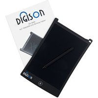 Digison DS-9000 LCD 8,5 Zoll Writing Tablet black