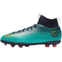 Nike Mercurial Superfly VI Club CR7 MG Jr clear jade/black/hyper turquoise/metallic vivid gold