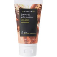 Korres Bergamot Pear Hand Cream (75 ml)