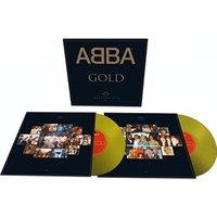 Abba - Gold: Greatest Hits (Ltd. 25th Anniv. Edt.) (2LP) (Gold Vinyl)