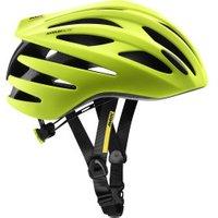 Mavic Aksium Elite safety yellow - black