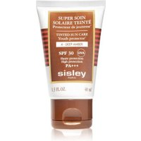 Sisley Cosmetic Super Soin Solaire Teinté 4 Deep Amber SPF 30 (40 ml)