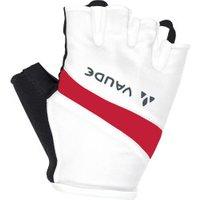 VAUDE Women's Active Gloves white/red