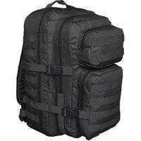 Mil Tec Us Assault Pack One Strap Large black
