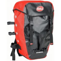 Monz Hitec Bike Backpack black/red