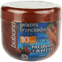 Babaria Tanning Cream Monoi Tahiti SPF 10 (200 ml)