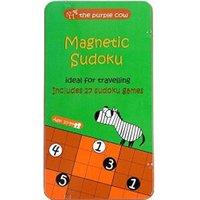 The Purple Cow Magnetic Sudoku