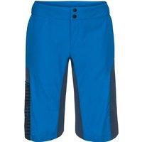 VAUDE Men's Downieville Shorts radiate blue