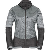 VAUDE Women's Moab UL Hybrid Jacket pewter grey